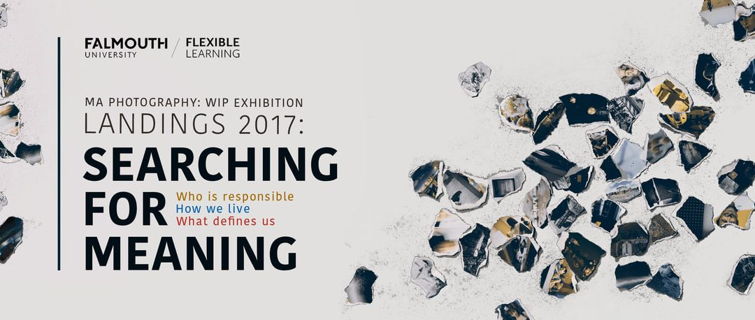 """Exhibitions: """"Landings 2017 – Searching for Meaning"""""""