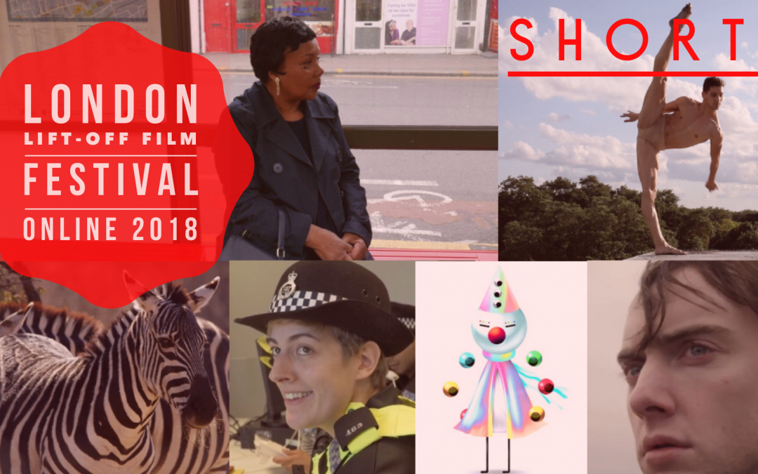 """[ɪˈmaː.ɡoː]"" has been selected for the London Lift-Off Online Festival!"