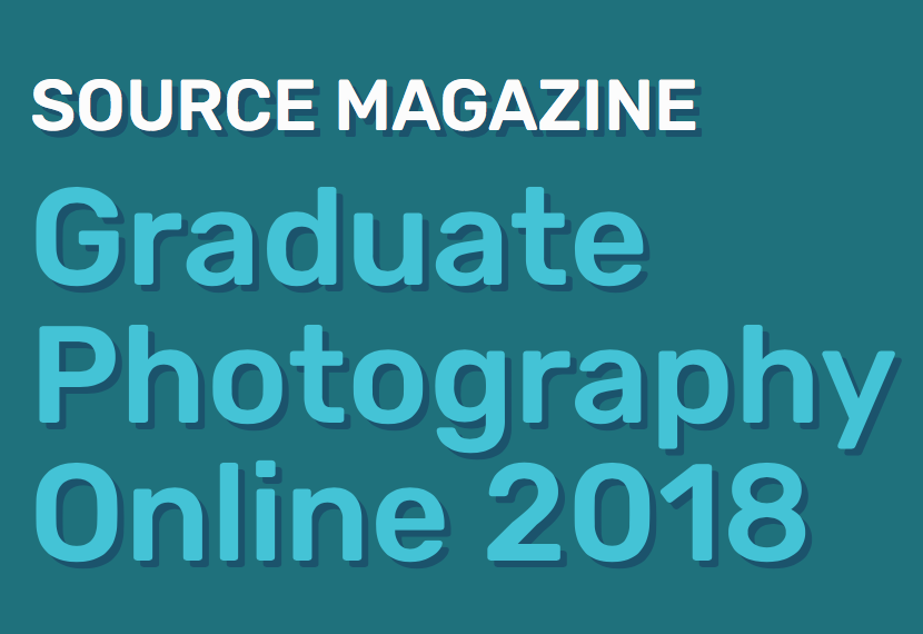 """I can hear you now"" shortlisted for Source Graduate Photography Online 2018!"