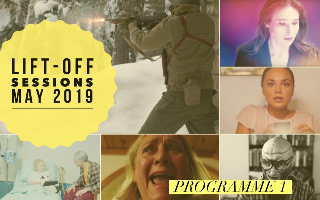 """""""[ɪˈmaː.ɡoː]"""" Short Documentary selected for Lift-Off Sessions May 2019!"""