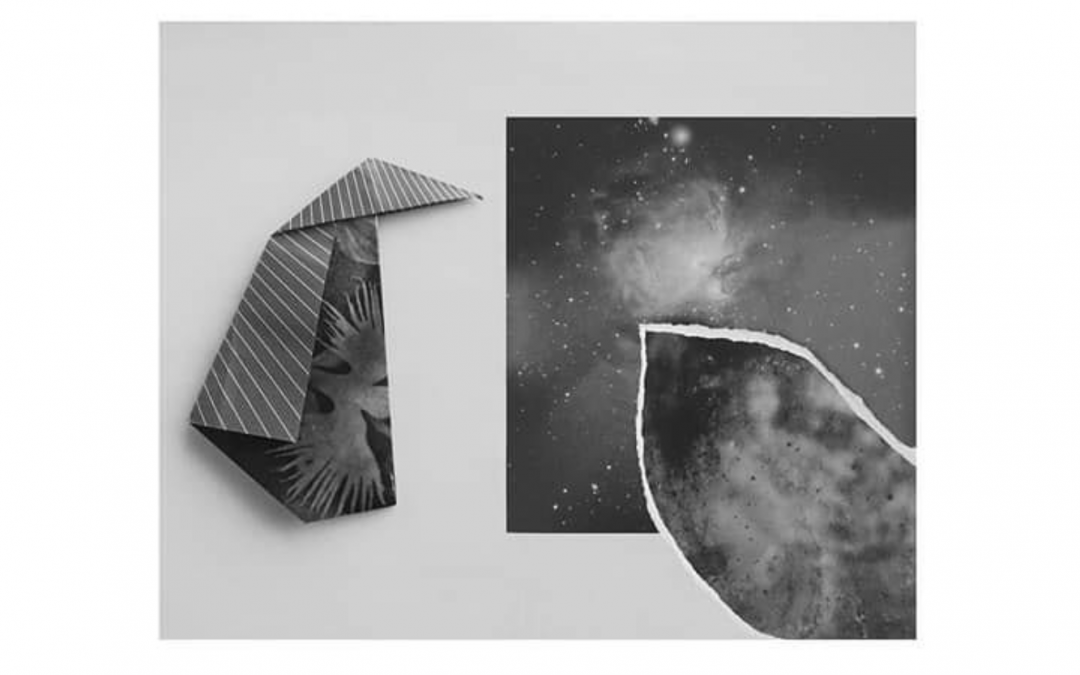 """My work selected as 'Entry of the day' for the exhibition-publication """"Quarantine""""."""